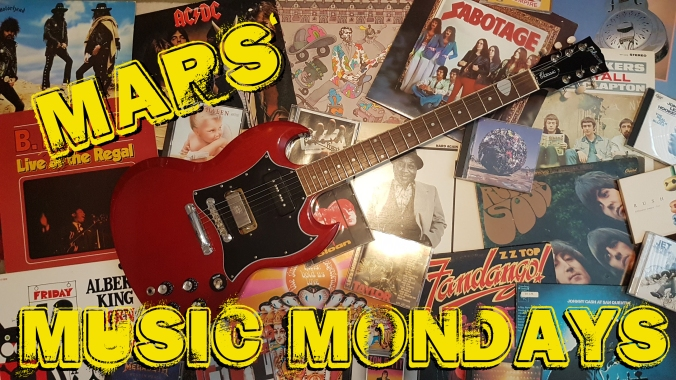 Mars' Music Mondays Banner
