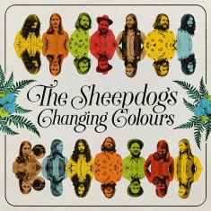 Sheepdogs - changing colours LP