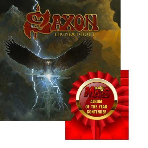 thunderbolt album of the year contender