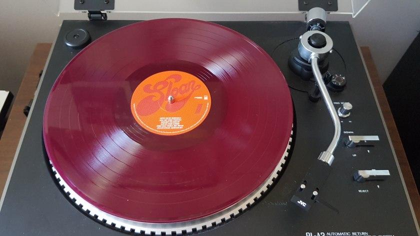Sloan purple vinyl