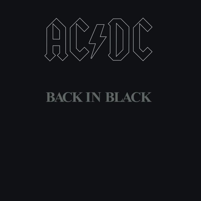 back in black cover
