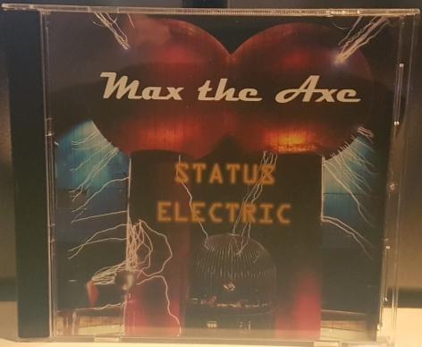 max the axe