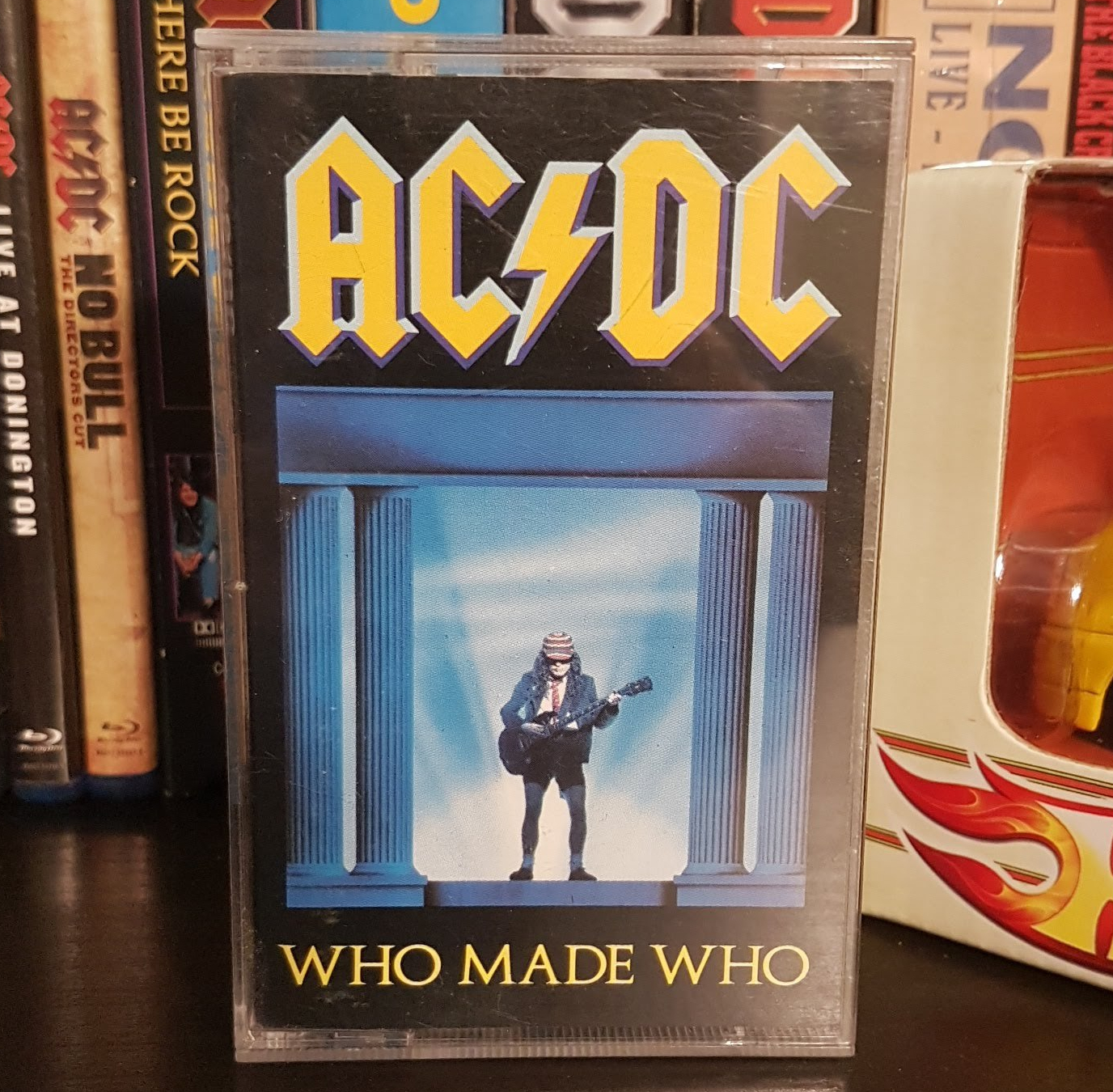 Who Made Who Tape