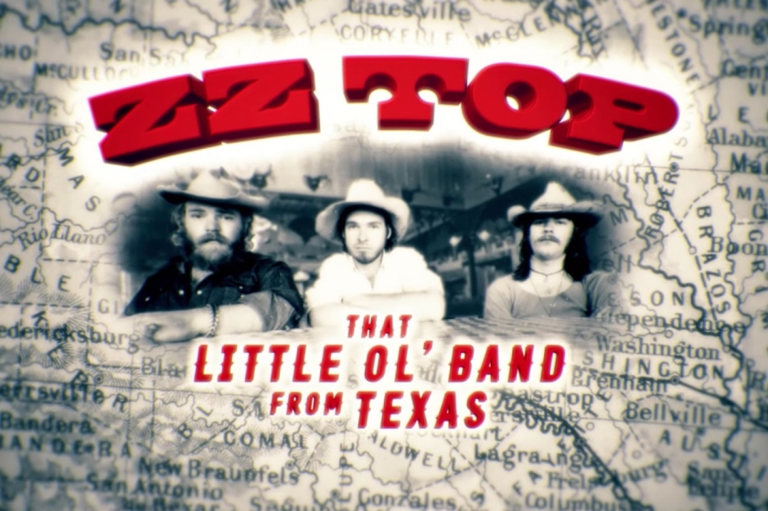 zz top lil ol band 2