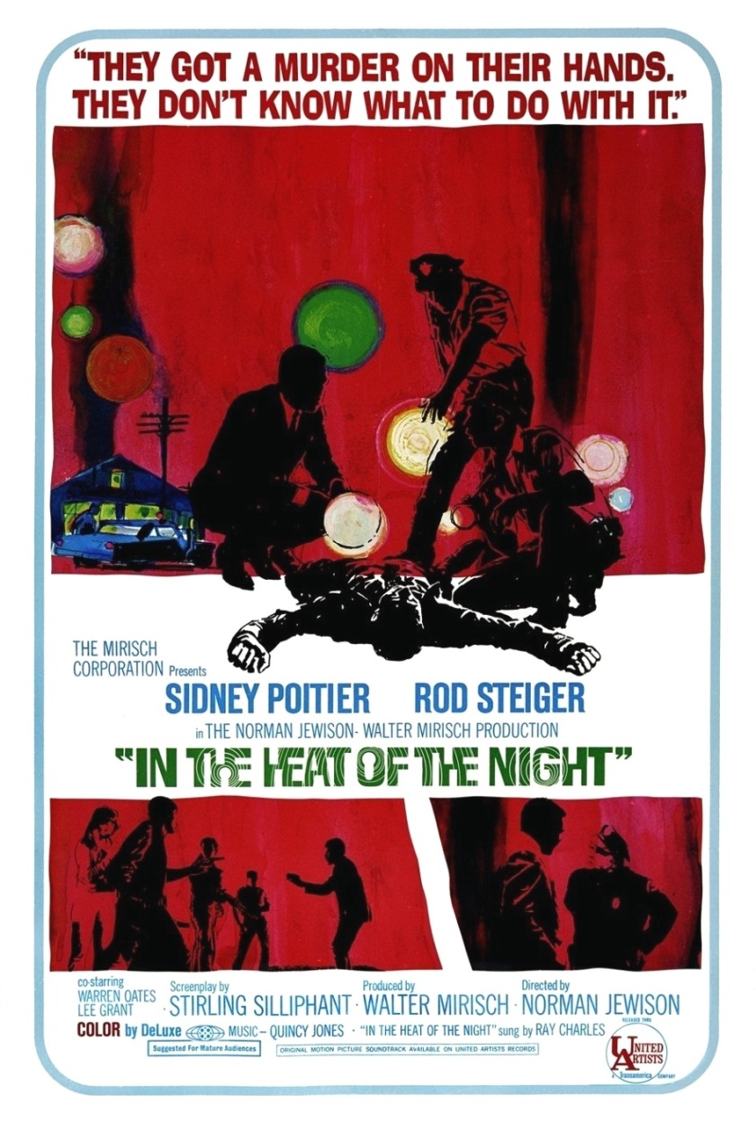 in the heat of the night poster 1
