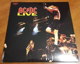 acdc live vinyl