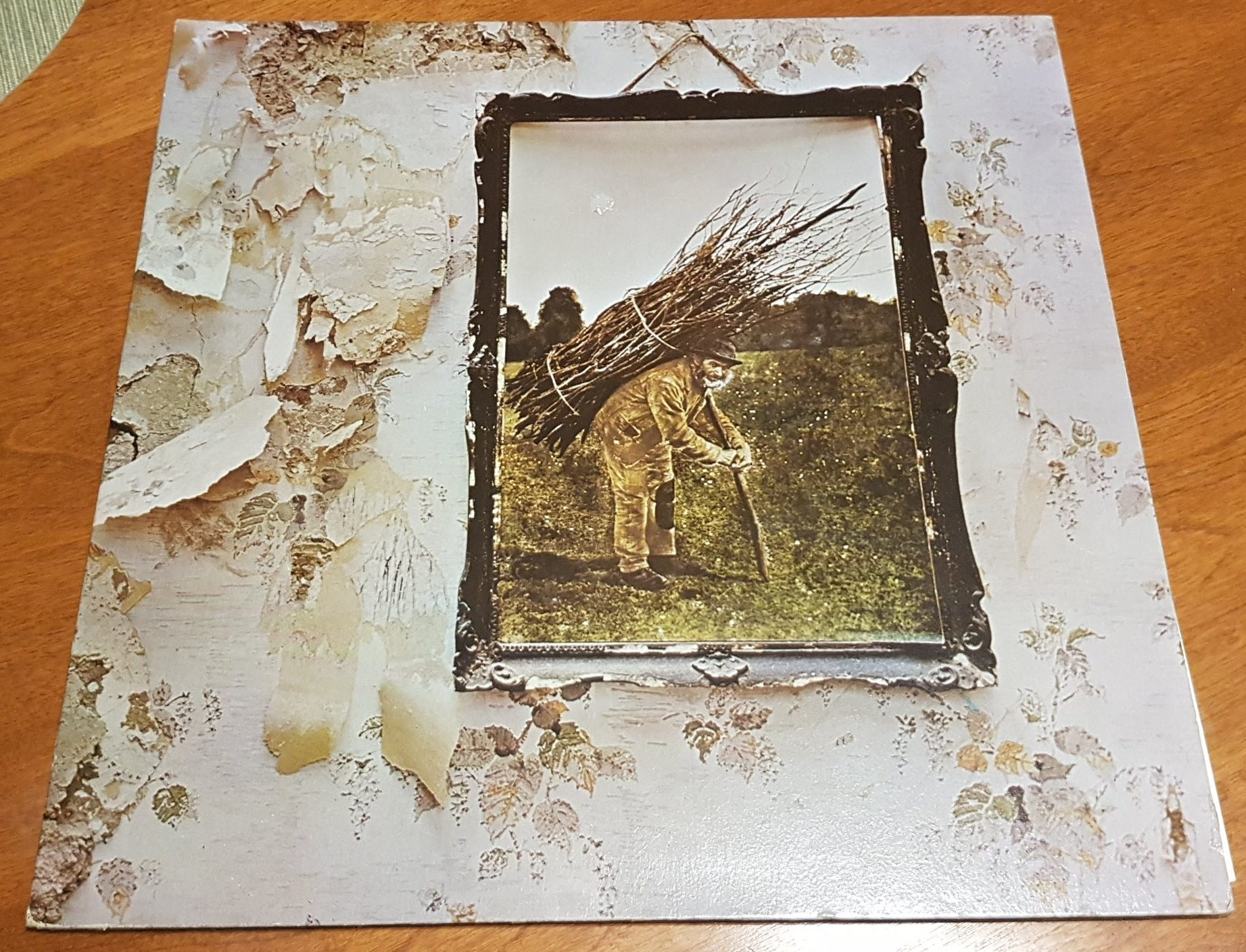 zep iv cover