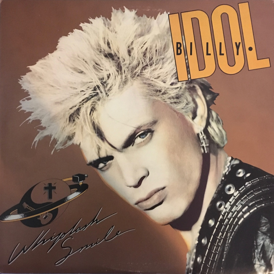 billy idol whiplash