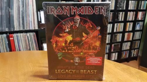 iron maiden front