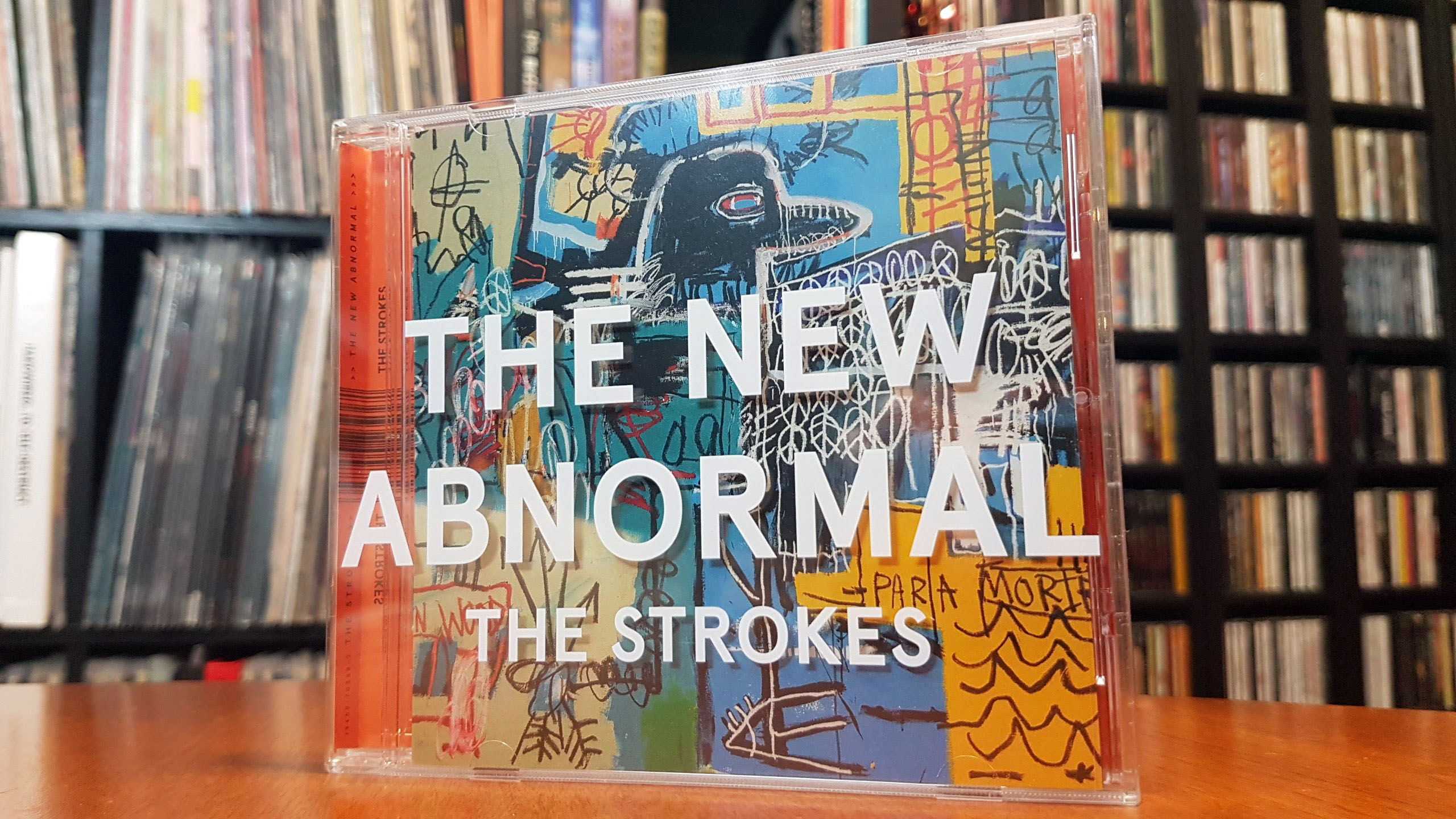 The Strokes - The New Abnormal Cover