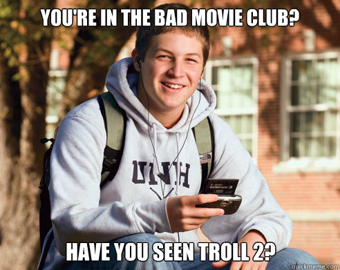 bad movie club
