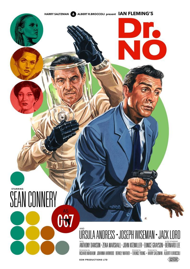dr no poster 5