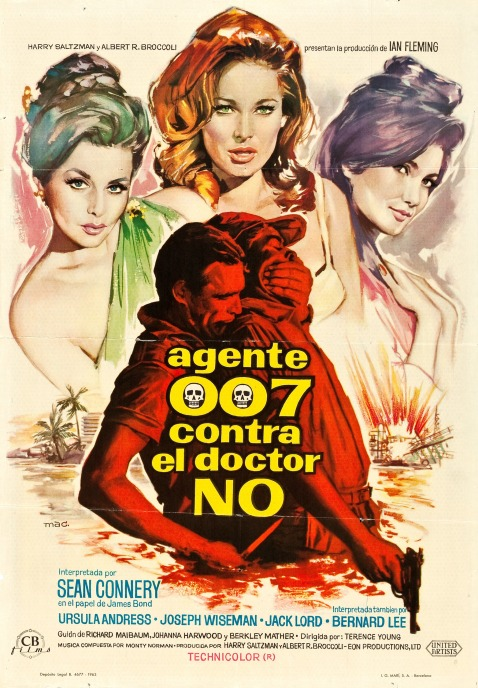 dr no poster 6