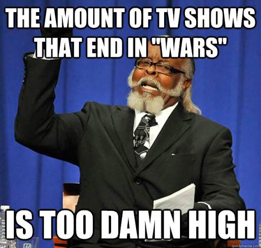 tv show wars